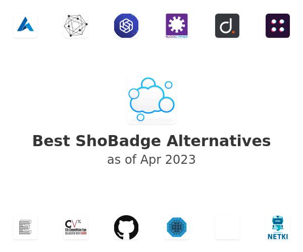 Best ShoBadge Alternatives