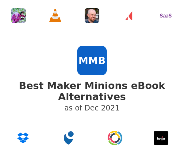 Best Maker Minions eBook Alternatives