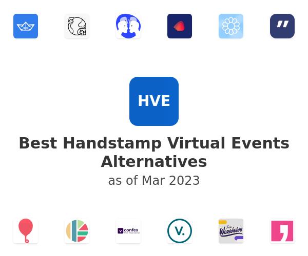 Best Handstamp Virtual Events Alternatives