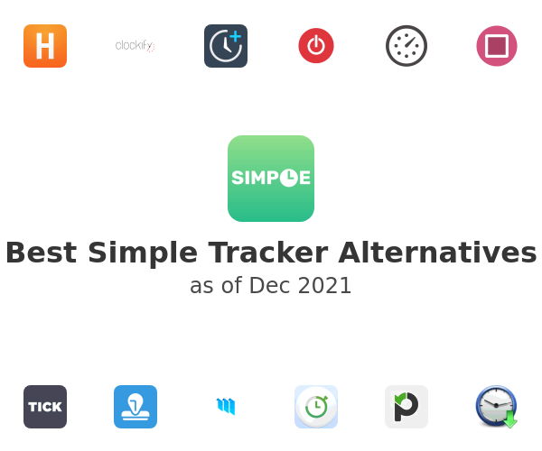 Best Simple Tracker Alternatives