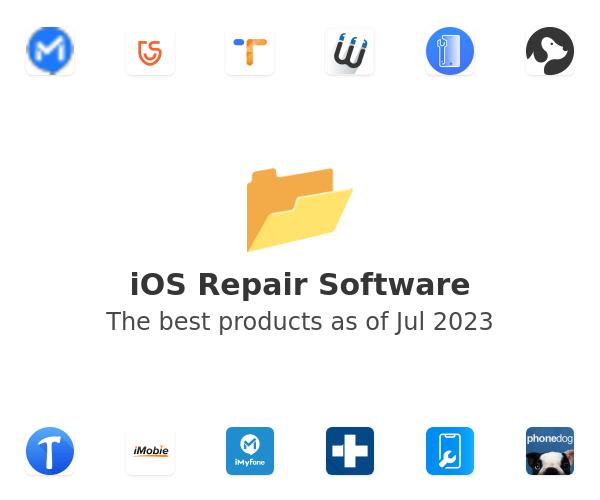 iOS Repair Software