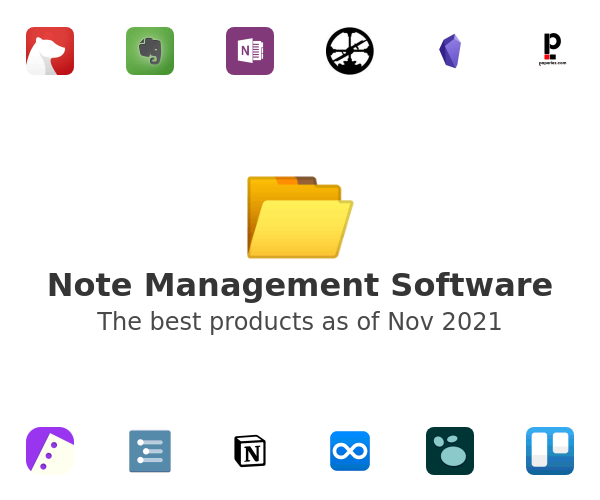 Note Management Software