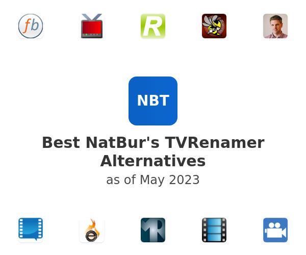 Best NatBur's TVRenamer Alternatives
