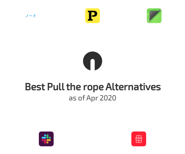 Best Pull the rope Alternatives