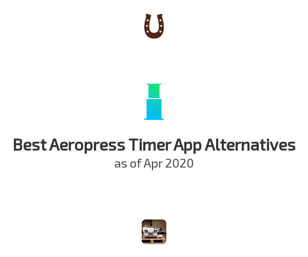Best Aeropress Timer App Alternatives