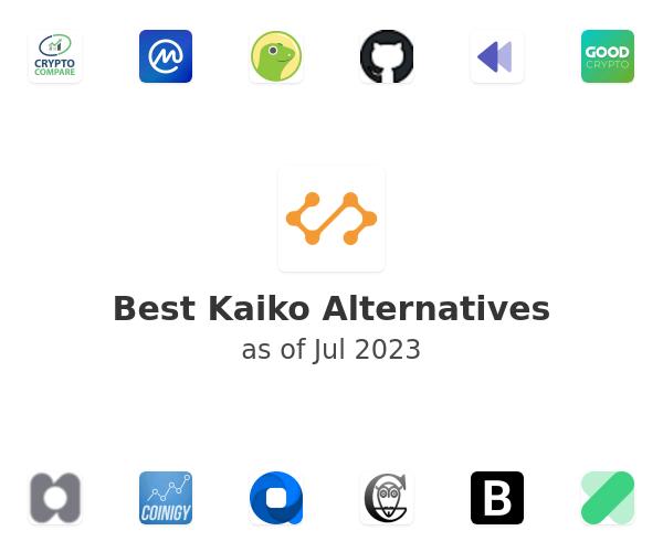 Best Kaiko Alternatives