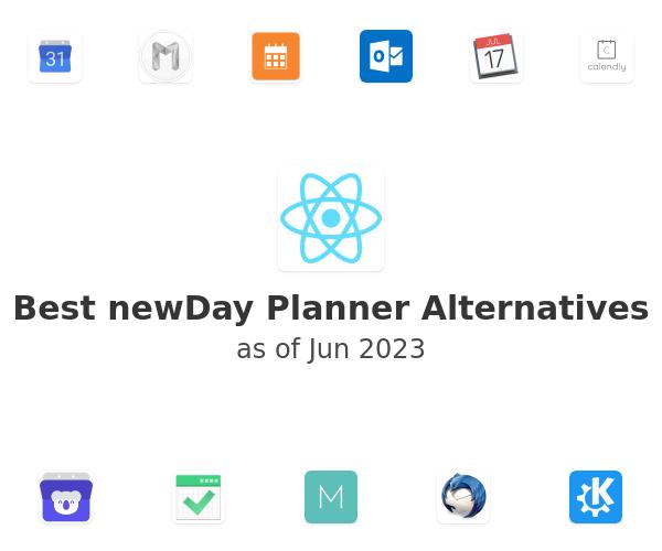 Best newDay Planner Alternatives