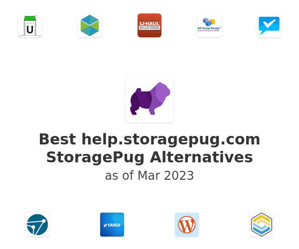 Best help.storagepug.com StoragePug Alternatives