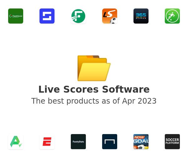 Live Scores Software