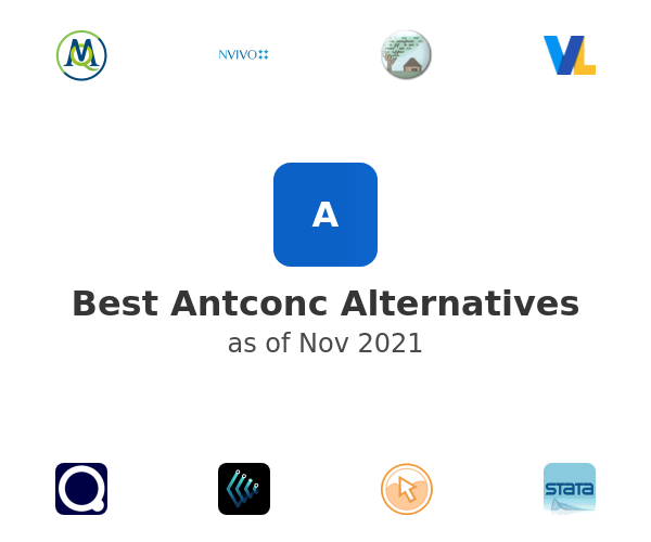Best Antconc Alternatives
