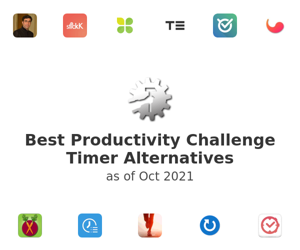 Best Productivity Challenge Timer Alternatives