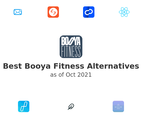 Best Booya Fitness Alternatives