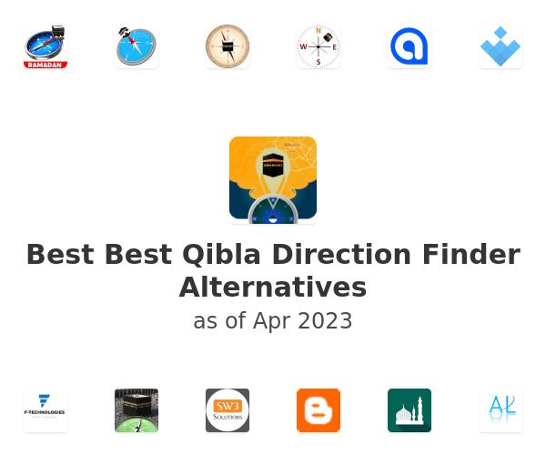 Best Best Qibla Direction Finder Alternatives