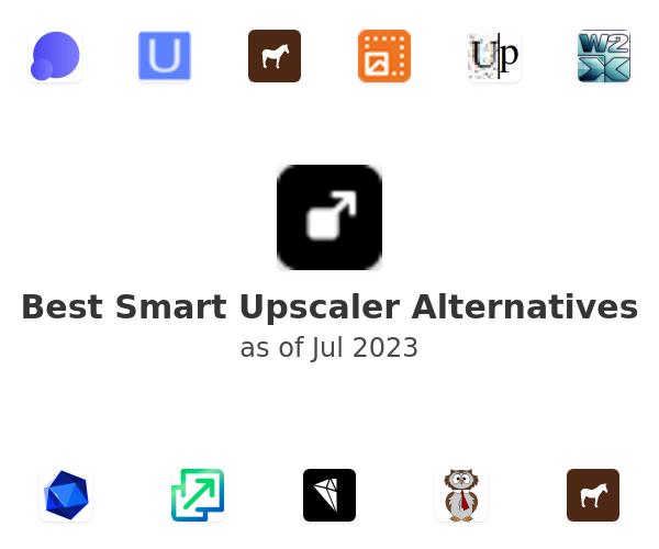 Best Smart Upscaler Alternatives