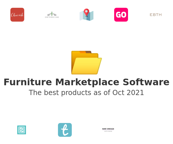 Furniture Marketplace Software