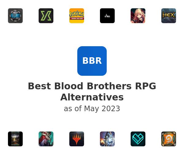 Best Blood Brothers RPG Alternatives