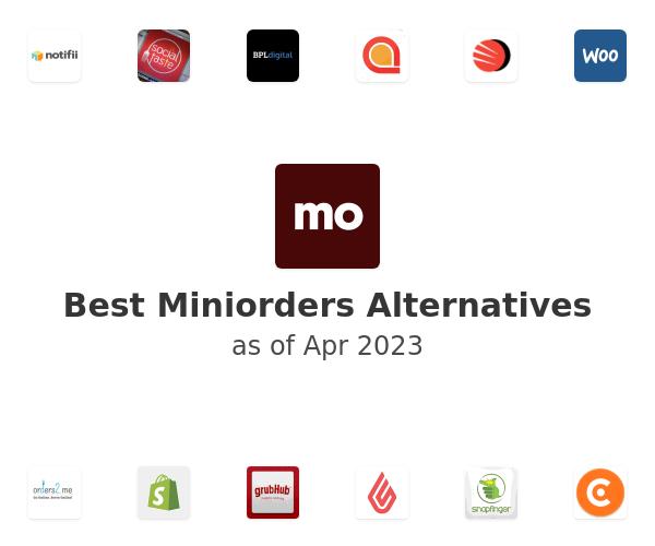 Best Miniorders Alternatives