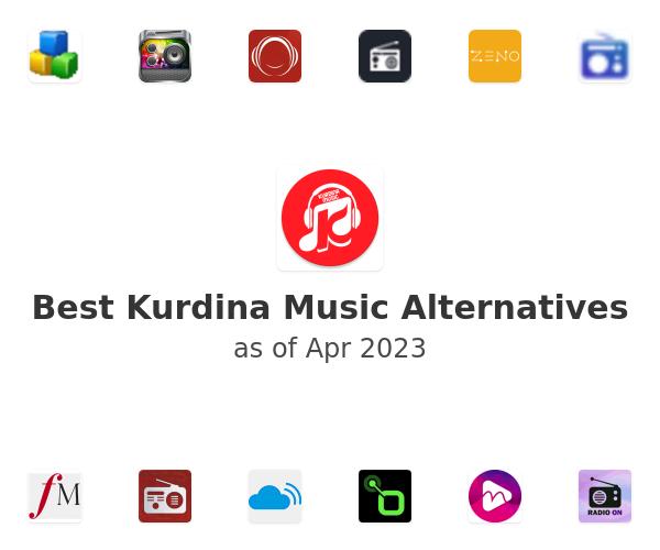 Best Kurdina Music Alternatives