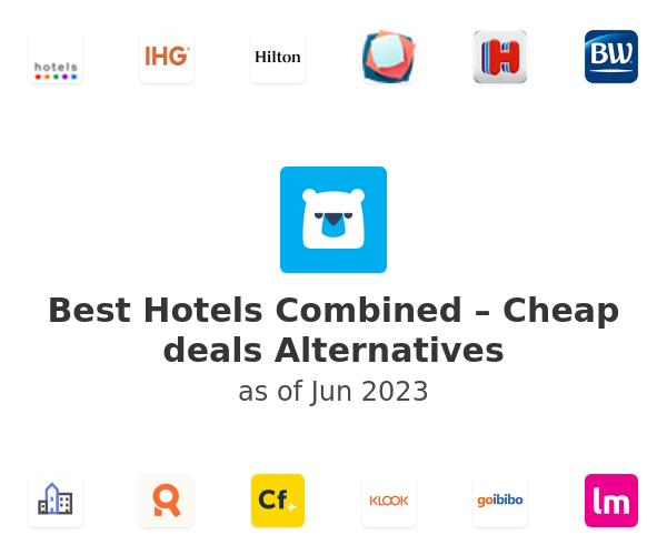 Best Hotels Combined – Cheap deals Alternatives