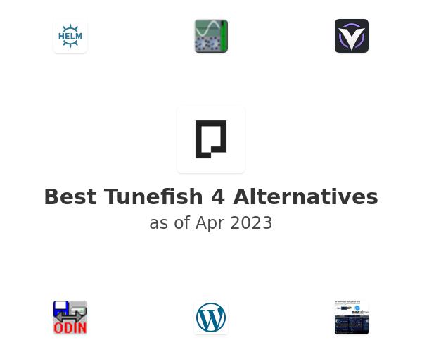 Best Tunefish 4 Alternatives