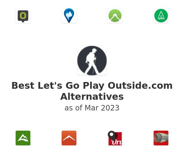 Best Let's Go Play Outside.com Alternatives