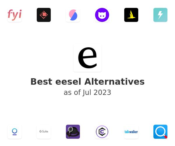 Best eesel Alternatives