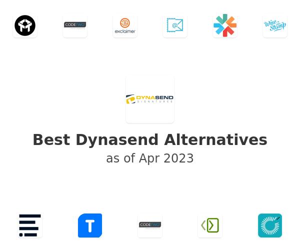 Best Dynasend Alternatives