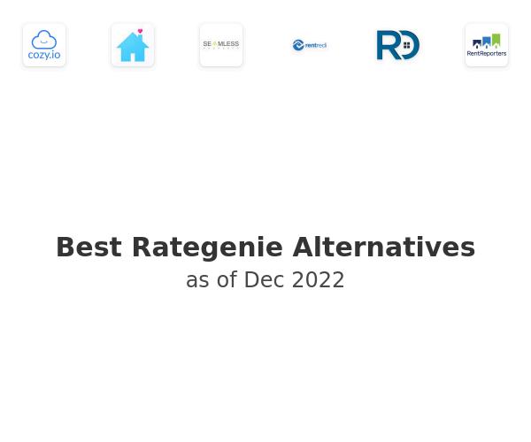 Best Rategenie Alternatives