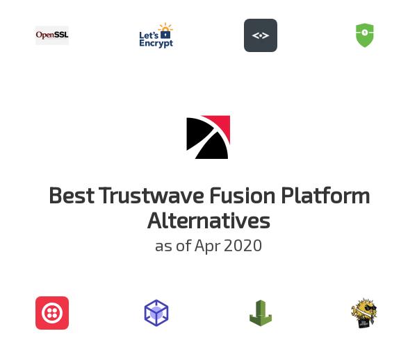 Best Trustwave Fusion Platform Alternatives