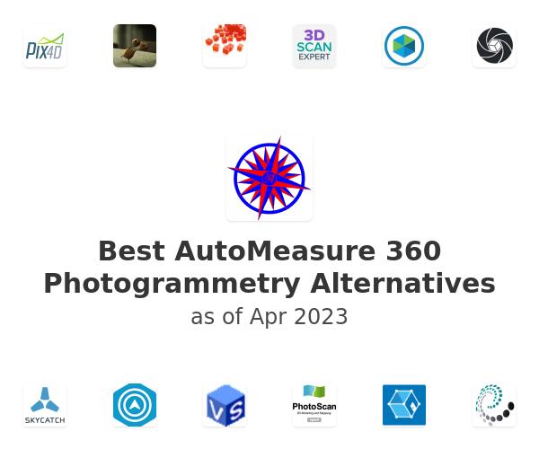 Best AutoMeasure 360 Photogrammetry Alternatives