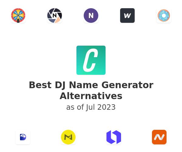 Best DJ Name Generator Alternatives