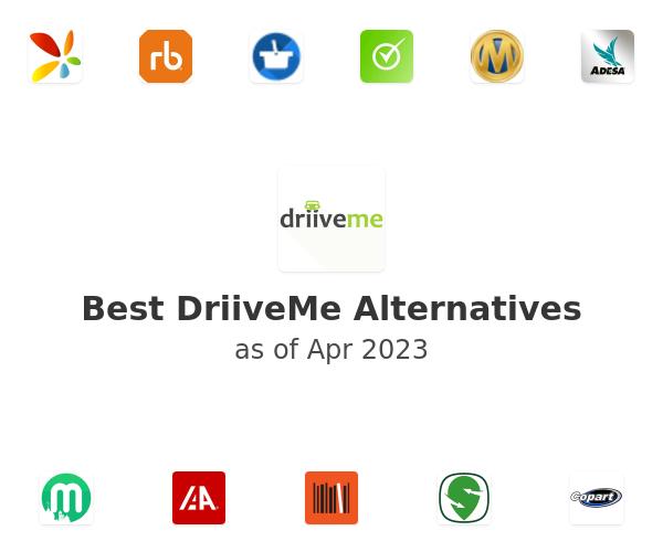 Best DriiveMe Alternatives