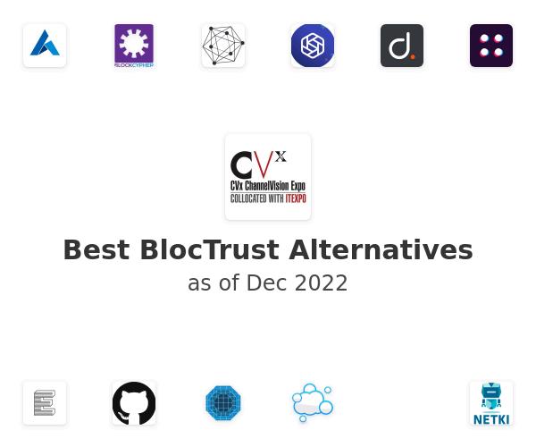 Best BlocTrust Alternatives