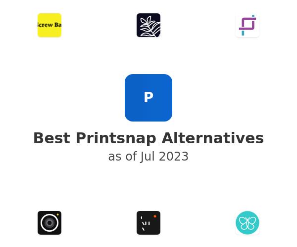 Best Printsnap Alternatives