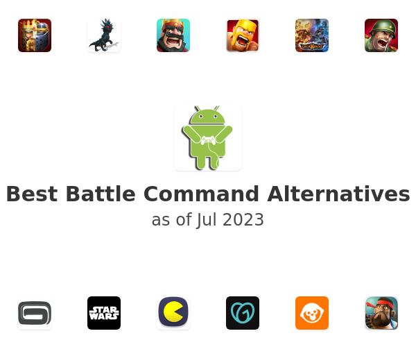 Best Battle Command Alternatives
