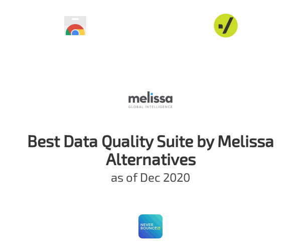 Best Data Quality Suite by Melissa Alternatives