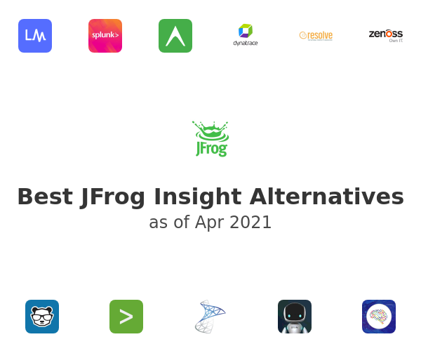 Best JFrog Insight Alternatives