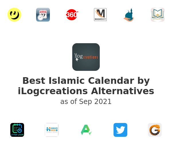 Best Islamic Calendar by iLogcreations Alternatives
