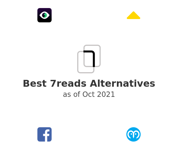 Best 7reads Alternatives