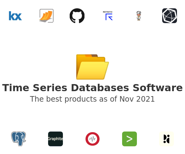 Time Series Databases Software