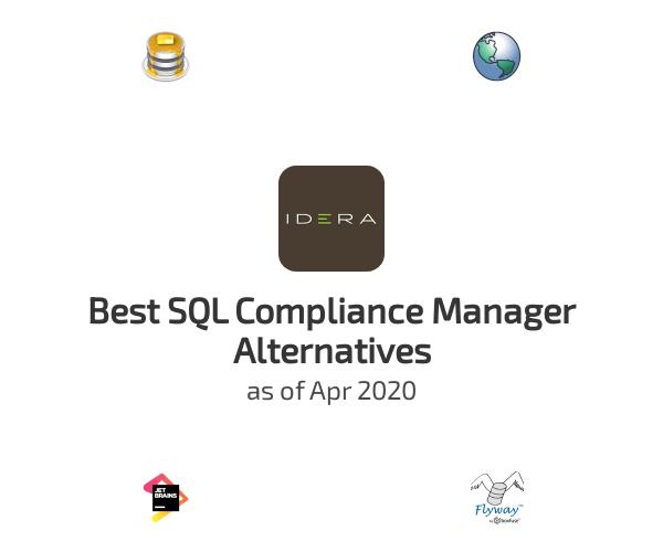 Best SQL Compliance Manager Alternatives