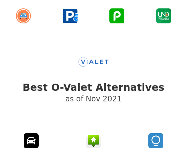 Best O-Valet Alternatives