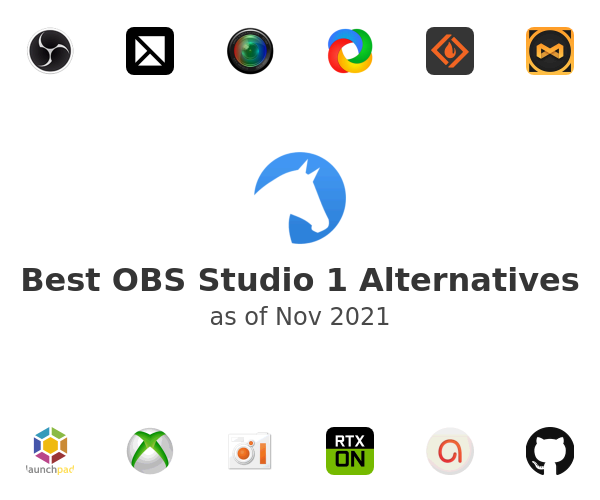 Best OBS Studio Alternatives