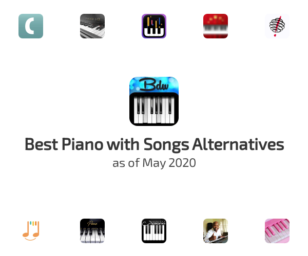 Best Piano with Songs Alternatives
