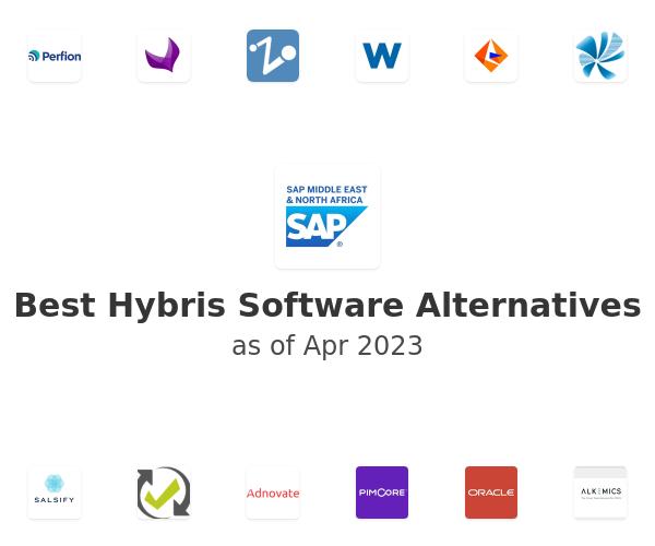 Best Hybris Software Alternatives