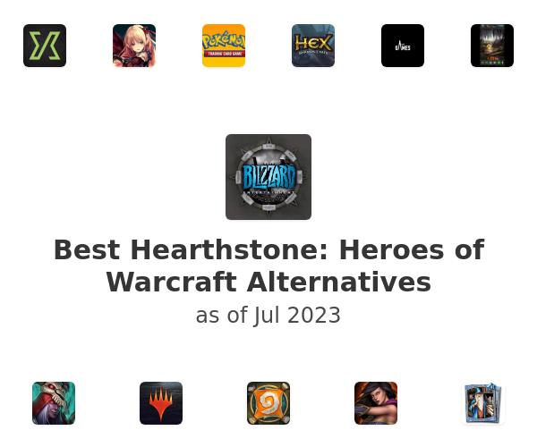 Best Hearthstone: Heroes of Warcraft Alternatives