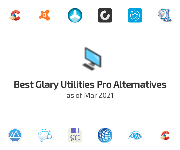 Best Glary Utilities Pro Alternatives