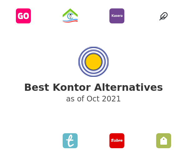 Best Kontor Alternatives