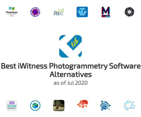 Best iWitness Photogrammetry Software Alternatives