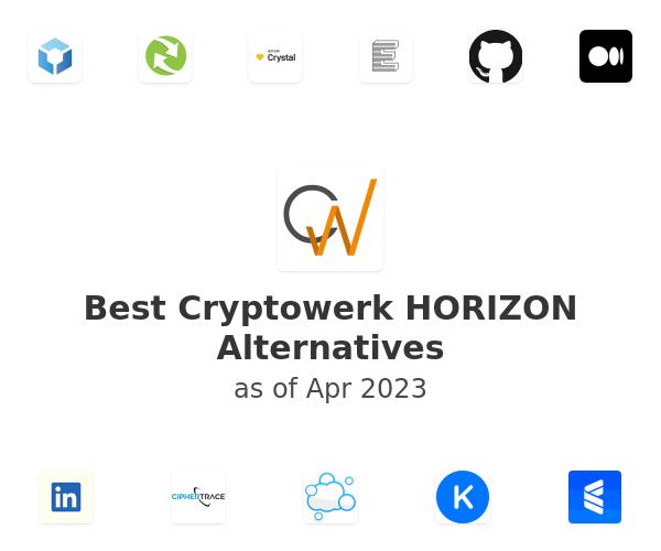 Best Cryptowerk HORIZON Alternatives